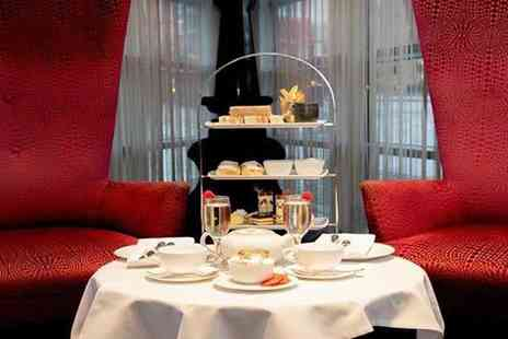 Clayton Hotel - Classic afternoon tea for two people - Save 50%