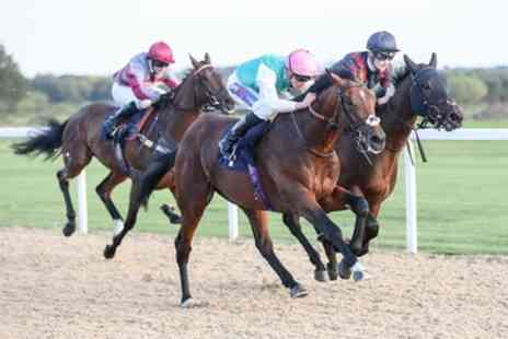 Newcastle Racecourse - Premier Entry to Newcastle Races on 27 June - Save 44%