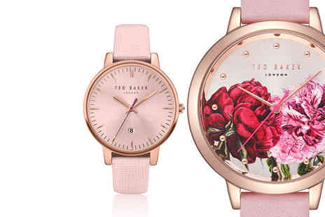 Brand Arena - Ted Baker watch choose from 19 styles - Save 70%