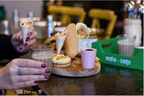 Soho Wala - Indian Afternoon Tea for Two - Save 0%
