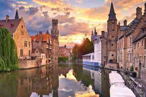 Cruise.co.uk - No fly Bruges mini cruise - Save 0%