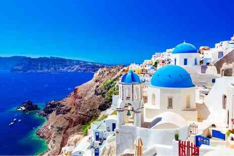 Four Greatest Islands of Cyclades - Explore the Azure Aegean Seas - Save 0%