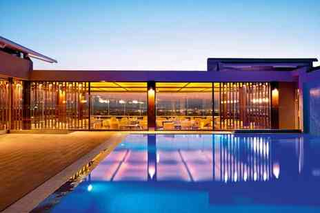 Wyndham Grand Athens - Five Star Modern Luxury with Views of the Acropolis for two - Save 47%