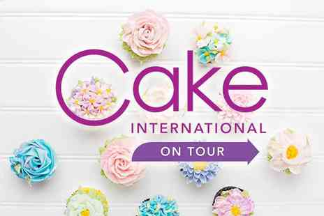ICHF Events - Cake International On Tour Have your Cake and Eat it Too Plus Kids Go Free - Save 40%