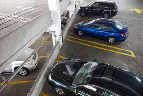 Elite Valet Parking - Airport Parking Service for Up to 15 Days - Save 0%
