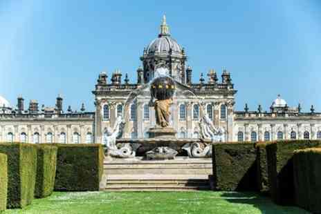 Castle Howard - Castle Howard House and Grounds Entrance Tours - Save 0%