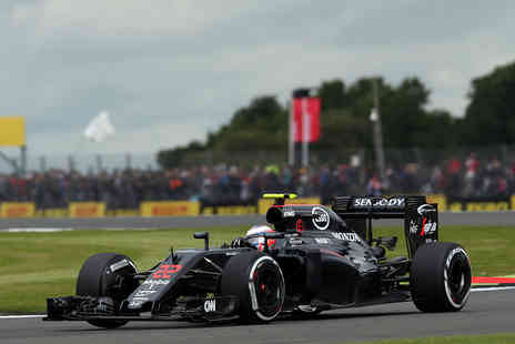 Silverstone - 2019 Formula 1 Rolex British Grand Prix Three Day Grandstand Tickets for Two - Save 0%