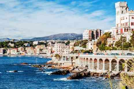 Cruise Nation - Nine nights all inclusive Med cruise with Genoa stay - Save 0%