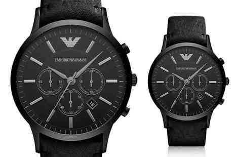Ticara Watches - Mens Armani AR2461 watch - Save 60%