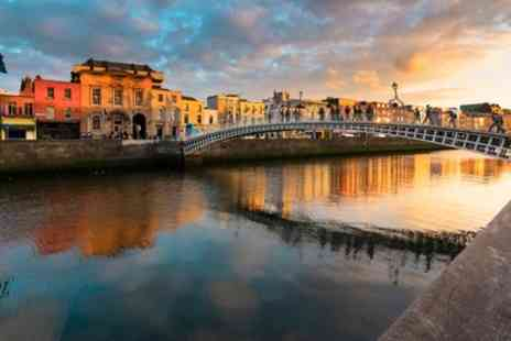 Weekender Breaks - 2 To 4 Nights Stay for One with Return Flights and Optional Guinness Storehouse Tour - Save 0%