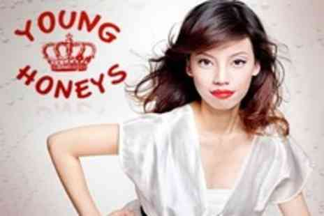 Young Honeys - Cut and Blow Dry With Conditioning Steam Treatment - Save 62%