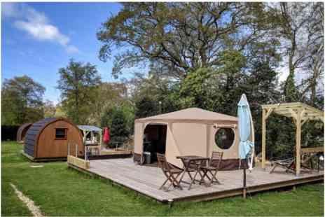 Back of Beyond - Three Nights Glamping Break for Two - Save 0%