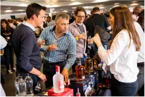 The Whisky Lounge - Nationwide Whisky Festival 2019 for Two - Save 0%