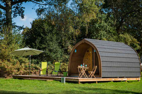 Back of Beyond - Two Nights Midweek Glamping Break for Two - Save 0%