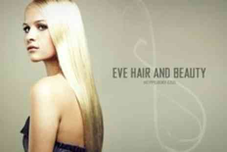Eve Hair and Beauty - Full Head Colour - Save 60%