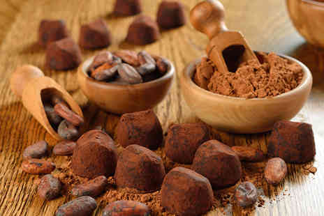 Midas Touch Crafts - Two hour chocolate truffle making workshop for one - Save 74%