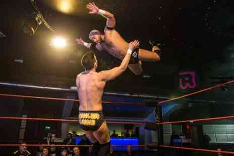 Wrestling Promotions - One child, adult or family ticket to Hope Wrestling Live on 8 February To 6 April - Save 50%