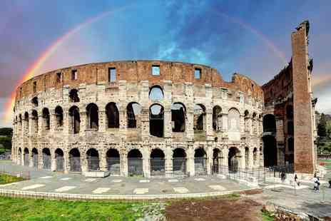 Weekender Breaks - Four Star Two nights Rome stay with return flights and a chance to win a Venice trip - Save 39%