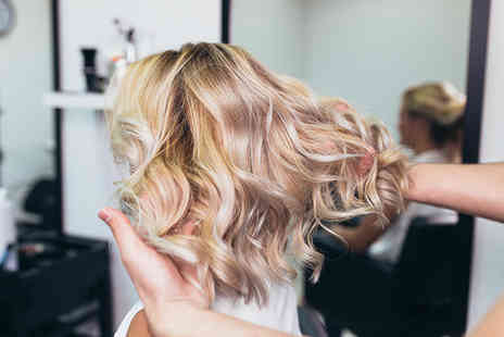 Reflexion Hair Design - Balayage, cut and blow dry - Save 72%