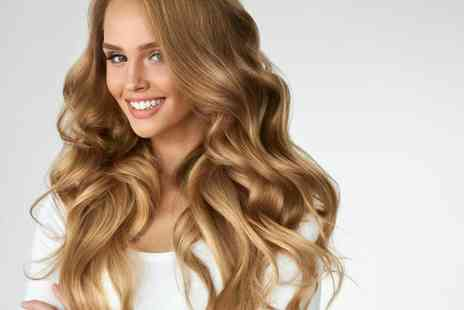 54a Hair And Beauty - Full head of balayage, cut and blowdry - Save 64%