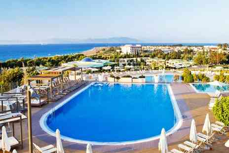 Kipriotis Panorama - Five Star Ultra All Inclusive Stay with Spectacular Coastal Views - Save 53%