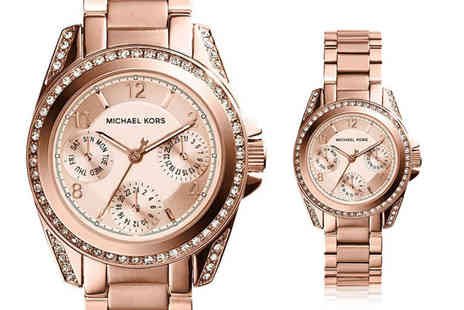 Ticara Watches - Michael Kors MK5613 mini rose gold watch - Save 58%