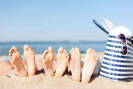 Happy Health Clinic - Your choice of foot health treatment choose from eleven options - Save 85%