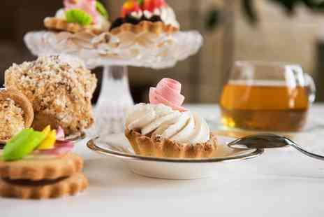 The Urban Hotel - Gin and Tonic afternoon tea for two people - Save 0%