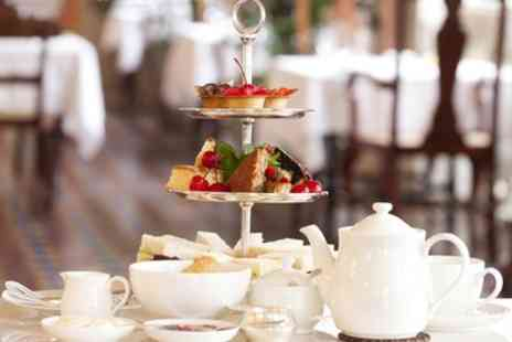 Quinns - Traditional Afternoon Tea for Up to Six - Save 46%