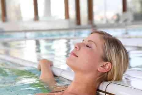 Bollington Health and Leisure - Spa and Gym Pass for One or Two - Save 63%