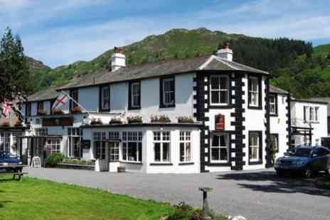 Scafell Hotel - Two nights stay With 3 course dinner - Save 59%