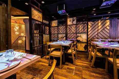 Inamo - Unlimited sushi and tapas for one - Save 70%
