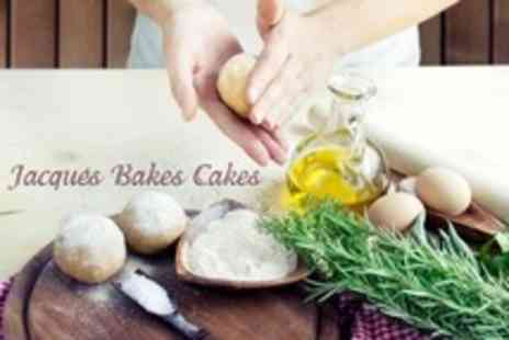 Jacques Bakes Cakes - Half Day Artisan Bread Making Workshop On Weekday or Weekend - Save 66%