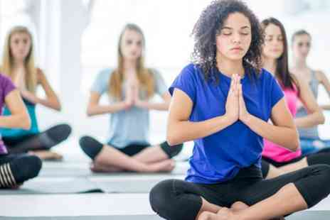 Rossell Fitness - One, Five or Ten Yoga Classes - Save 38%