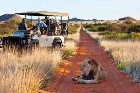 Freedom Africa - Seven nights Tanzania tour including safaris - Save 0%