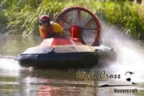 High Cross Hovercraft - 90 Minute Hovercraft Experience - Save 56%