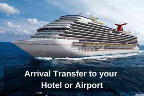 London Travel In - Arrival Transfer from Cruise Ports London Hotel or London Airports - Save 0%