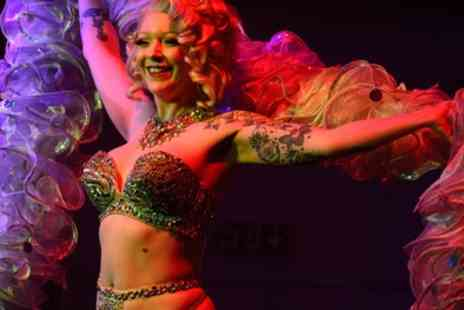 London Burlesque Festival - One seated or priority ticket to London Burlesque Festival on 13 April To 29 June - Save 64%