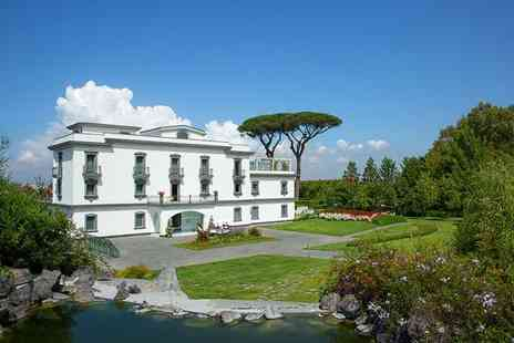 Il San Cristoforo Agri Resort - Four Star Hotel Located in a 40,000sqm Park For Two - Save 80%