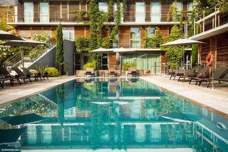 Courtyard By Marriott - Four Star Sophisticated Stay in the South of France for two - Save 73%