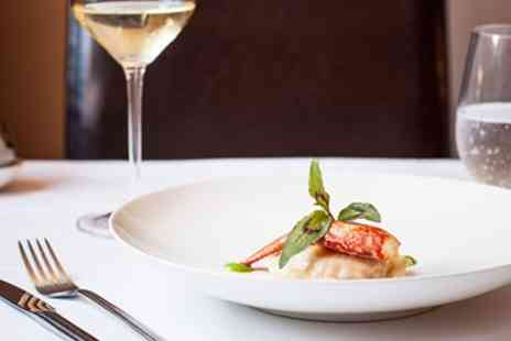 The Harrow at Little Bedwyn - 3 AA Rosette tasting menu meal for 2 - Save 30%