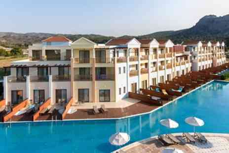 Broadway Travel - Luxury All inclusive Rhodes holiday - Save 0%