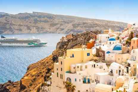 Cruise Circle - Seven nights all inclusive Croatia and Greece fly cruise - Save 0%
