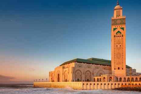 On the Go Tours - Morocco escorted group tour With Casablanca and desert - Save 0%