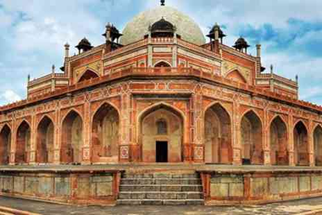 On the Go Tours - Seven nights India escorted group tour with Taj Mahal - Save 0%