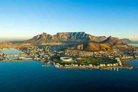 Infinity Cruises - 20 nights All inclusive Indian Ocean and South Africa cruise - Save 0%