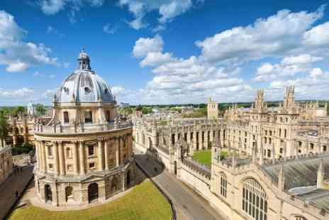 European Tours - Private Chauffeured Minivan Tour to Oxford from London - Save 0%