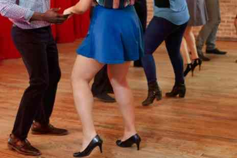 More Than Salsa - Choice of Five Cuban Salsa or Brazilian Samba Classes for One or Two - Save 52%
