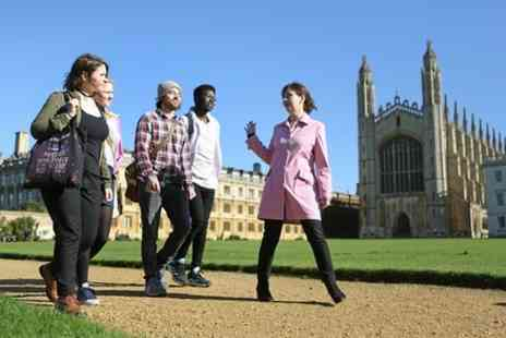 Visit Cambridge and Beyond - 90 Minute Private Guided Walking Tour of Cambridge - Save 0%