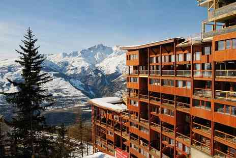 Lagrange Prestige Le Roc Belle Face - Four Star Self Catering Hotel Located at the Foot of Les Arcs - Save 24%